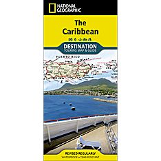 Maps, Caribbean Islands