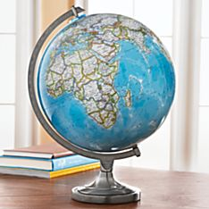 National Geographic Bowers Illuminated Globe