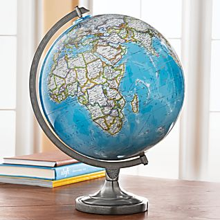 View National Geographic Bowers Illuminated Globe image