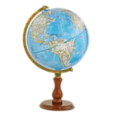 Hudson Desk Globe, Made in the USA