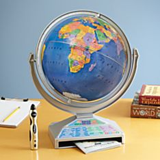 Kids Interactive Intelliglobe, Ages 5 and Up