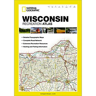 photo: National Geographic Wisconsin Recreation Atlas