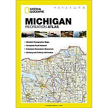 Michigan Recreation Atlas, 2012