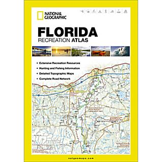 National Geographic Florida Recreation Atlas