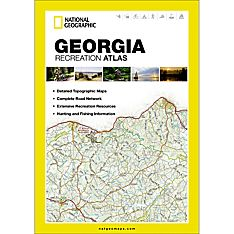 Hiking Maps North Georgia