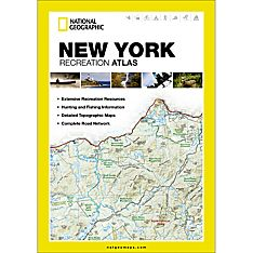 New York Recreation Atlas, 2013