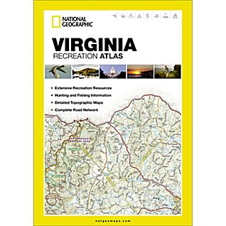Virginia Recreation Atlas