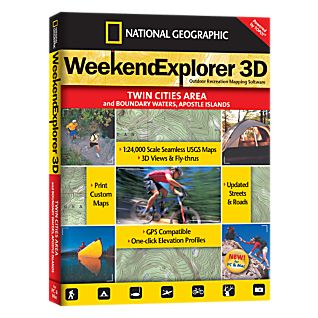 View Weekend Explorer 3D - Twin Cities & Boundary Waters, Apostle Islands image