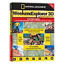 Weekend Explorer 3D - Tucson Area and Saguaro National Park, Coronado National Forest