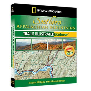 Southern Appalachian Mountains Explorer 3D