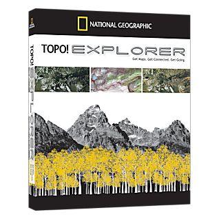 TOPO! Explorer