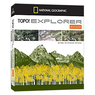 photo: National Geographic TOPO! Explorer Deluxe DVD