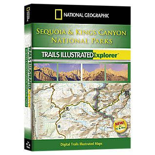 Sequoia and Kings Canyon National Park Explorer 3D
