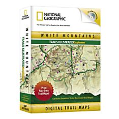 Trails Illustrated Mapping Software