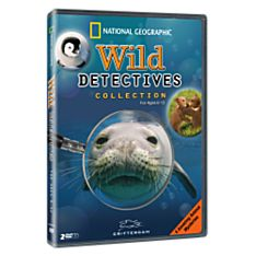 Wild Detectives DVD Set - 9781426292675