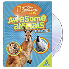 Awesome Animals Collection 2-DVD Set
