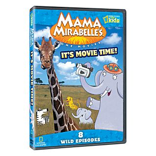 Mama Mirabelle's Home Movies: It's Movie Time DVD