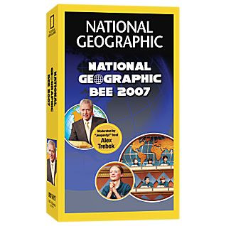 National Geographic Bee 2007 VHS