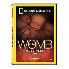 In the Womb Multiples DVD - 9781426290206