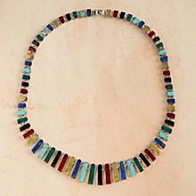 Hand-Crafted Chilean Inca Necklace