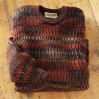 Alpaca Sweater - La Paz Alpaca Sweater - Red