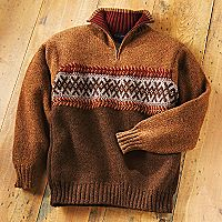 Highland Alpaca Sweater