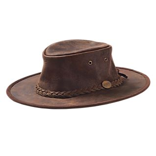 View Australian Leather Bush Hat image