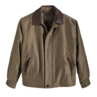 Travel Clothing - Three-Season Twill Travel Jacket