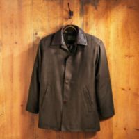 Suede Coat - All-weather Micro-suede Travel Jacket