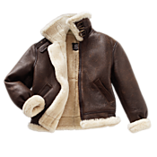 Sheepskin B 3 Flight Jacket
