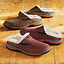 Women's Sheepskin-lined Travel Shoes