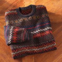 Alpaca Pullover - Potos & #237 Alpaca Sweater