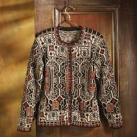 Alpaca Sweater - Chiquitos Alpaca Cardigan