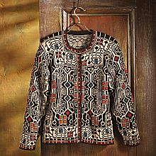Women's Chiquitos Alpaca Cardigan