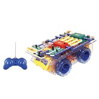 Remote-controlled Snap-circuits Rover