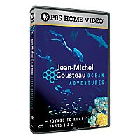 Jean-Michel Cousteau: Ocean Adventures: Voyage to Kure Parts 1 & 2 DVD
