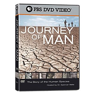 Journey of Man DVD