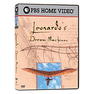 Leonardo's Dream Machines DVD
