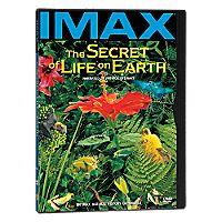 Secret of Life on Earth IMAX DVD