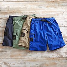 Men's Quick-Dry Adventure Water Shorts