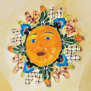 Mexican Talavera Sun