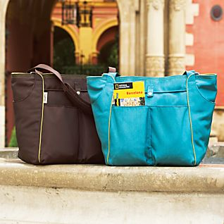 Ultimate Travel-tough Carryall Tote