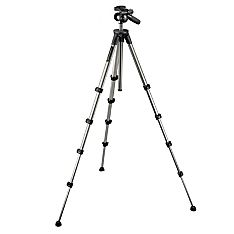 Tundra 3-Way Head Tripod