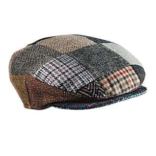 View Irish Donegal Tweed Cap image