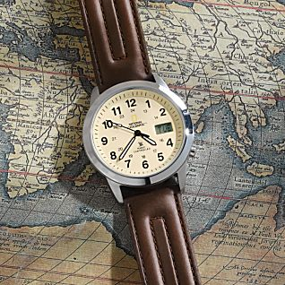 View National Geographic Analog Atomic Field Watch image