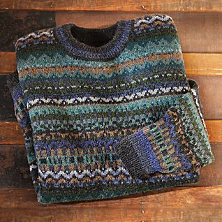 Men's Keru Alpaca Sweater