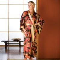 Kimono Robe - Peony Kimono Robe