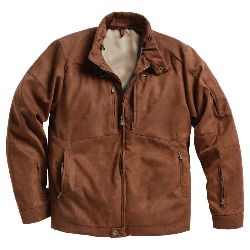 Microsuede 39 Pocket Travel Jacket