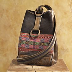 Leather Cultural Bags for Travel