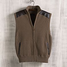National Geographic Sweater Vest